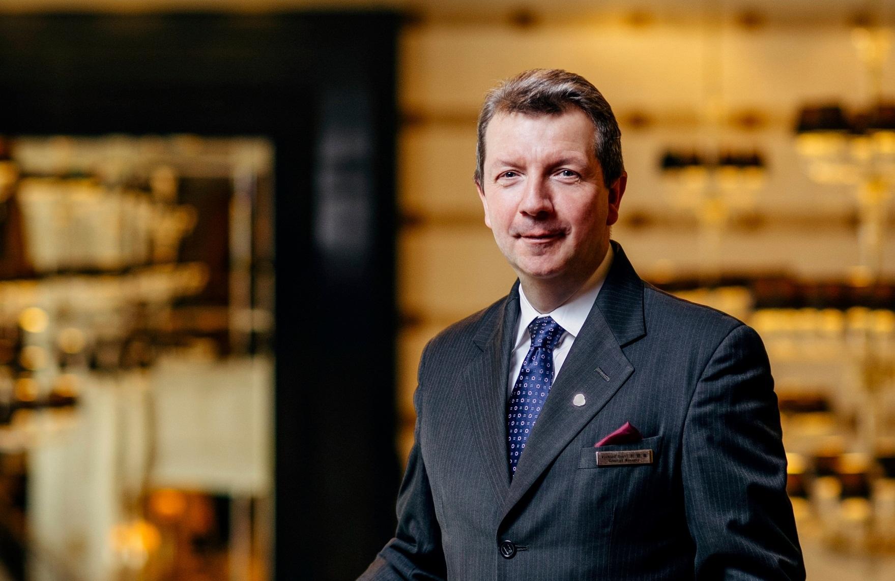 北京瑞吉酒店任命杜德瑞为总经理