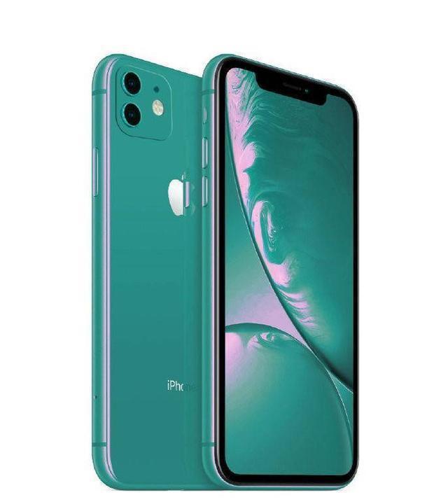 富士康员工曝新iPhone细节:有墨绿色版本